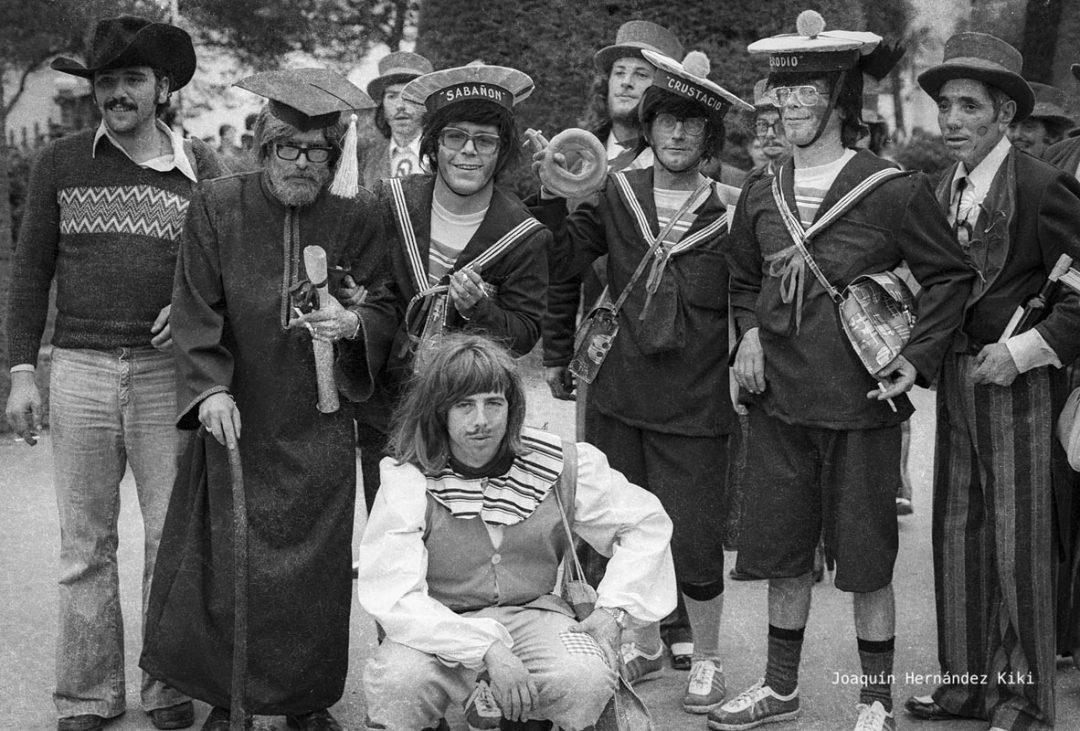 1977 DON ANACLETO Y SUS TRES ANALFABETOS