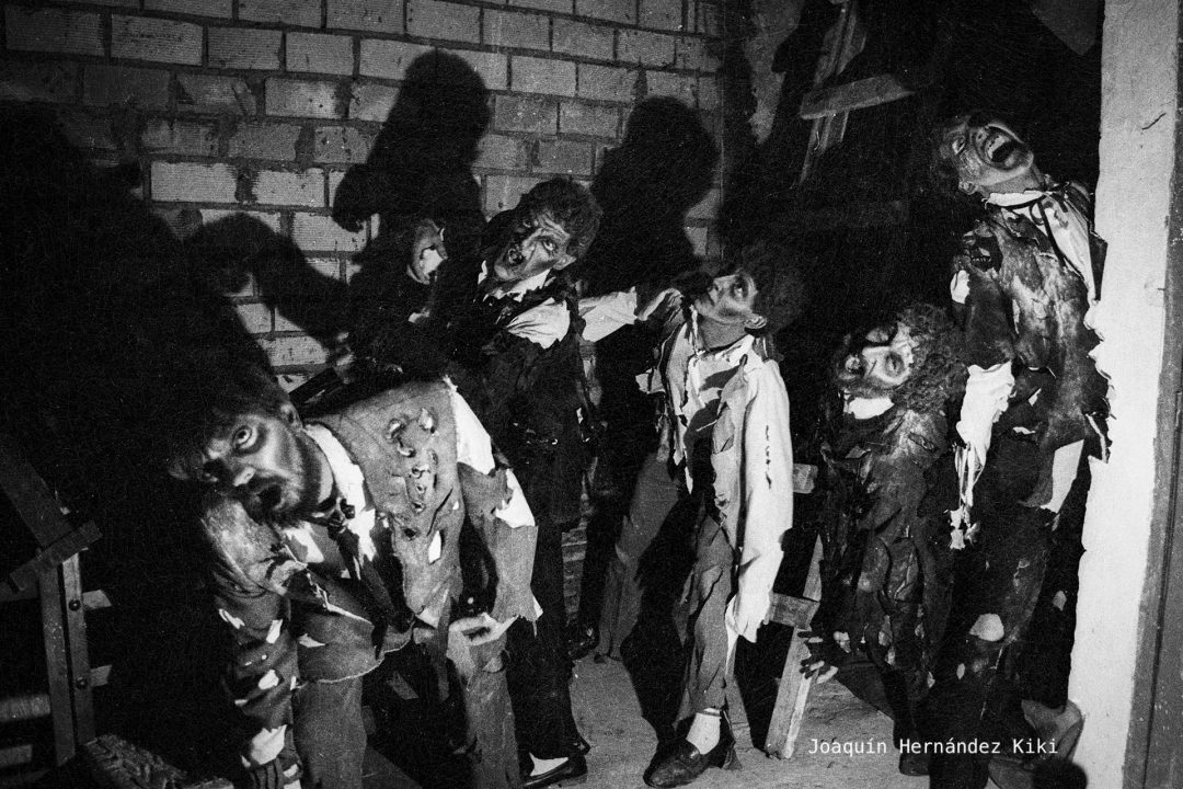 1985 COMPARSA ZOMBIES