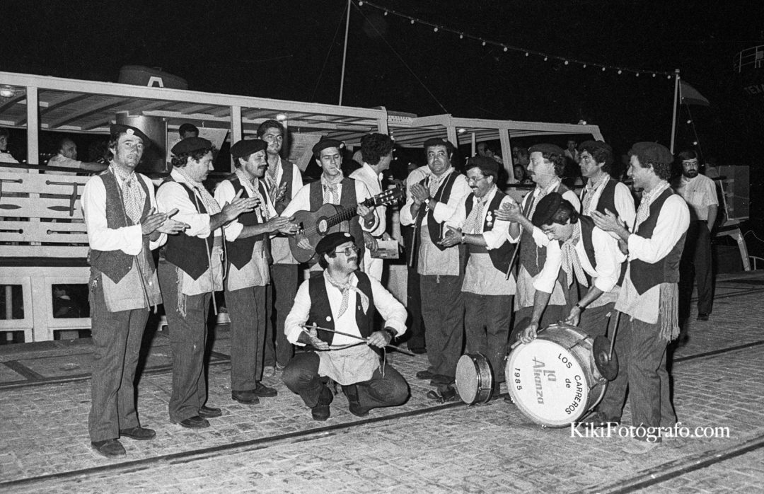 1985 LOS CARREROS DE LA ALIANZA