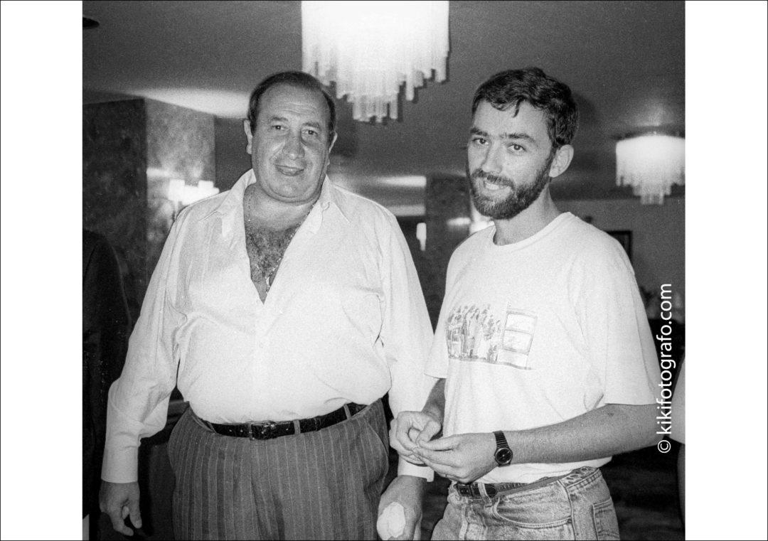 1988  JESÚS GIL Y FERNANDO SANTIAGO
