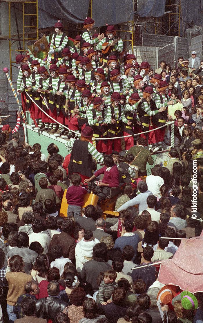 """1981 """"ENTRE PITOS Y FLAUTAS"""""""