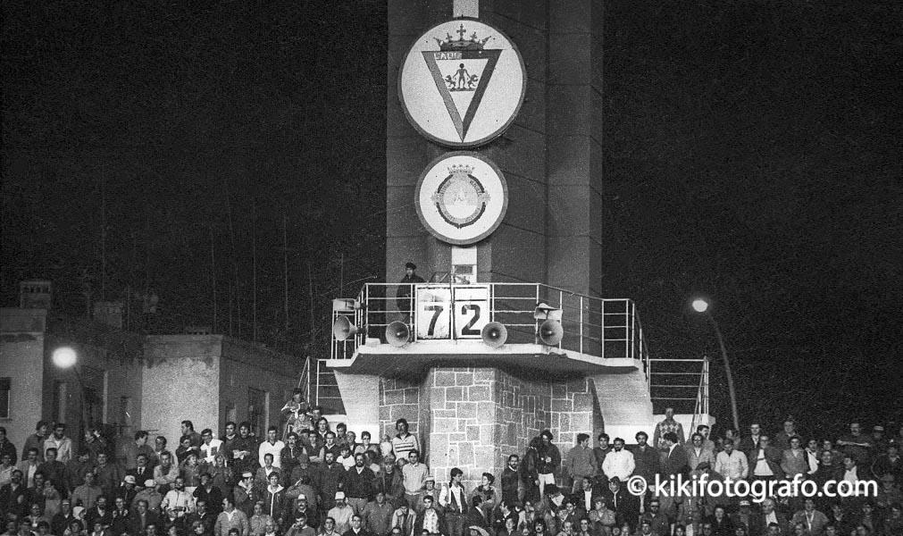 18/11/1984 CÁDIZ CF 7  DEPORTIVO LA CORUÑA 2